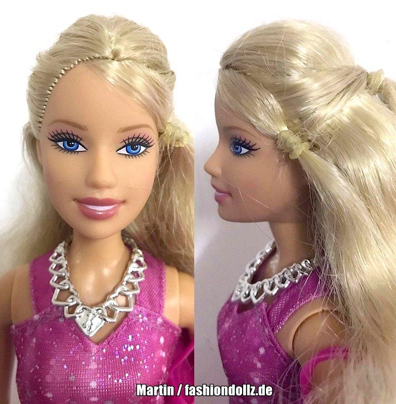 2005 Barbie Opened Mouth Fashiondollz Info