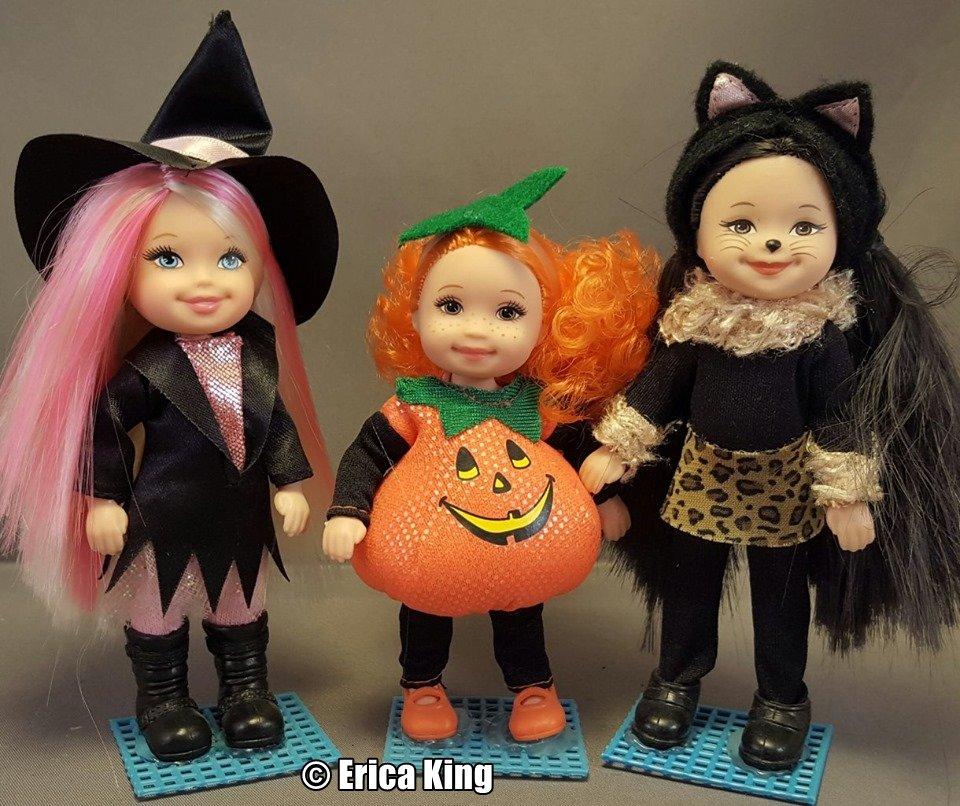 2007 Halloween Kelly & Friends