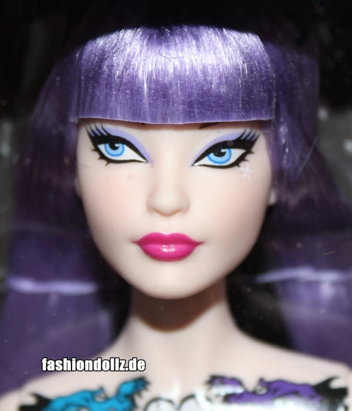 2015 tokidoki 10th Anniversary purple CMV58 (Platinum Label)
