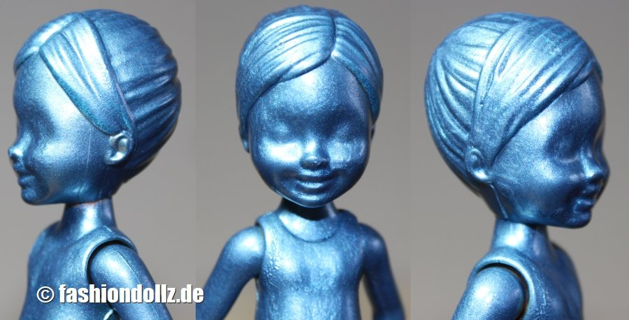 2021 Color Reveal Chelsea Wave 4 - Headmold variant 1