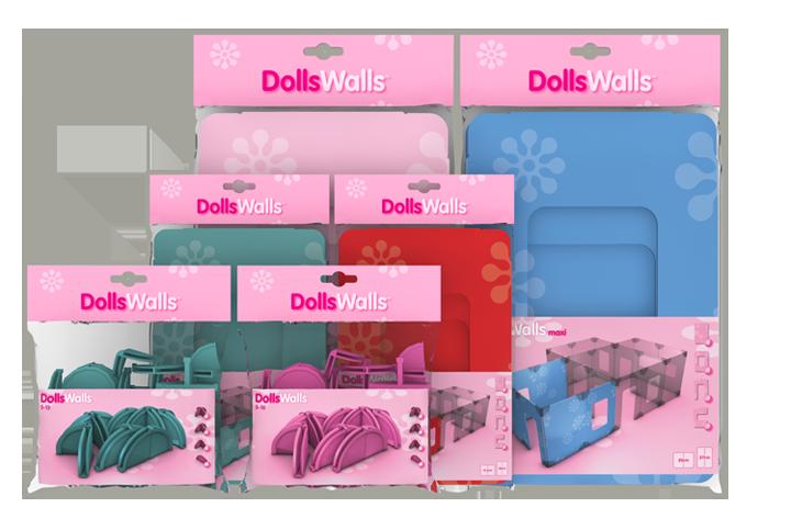 Dolls Walls 2