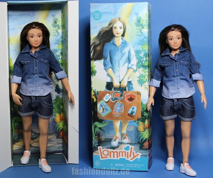 Lammily Doll #03
