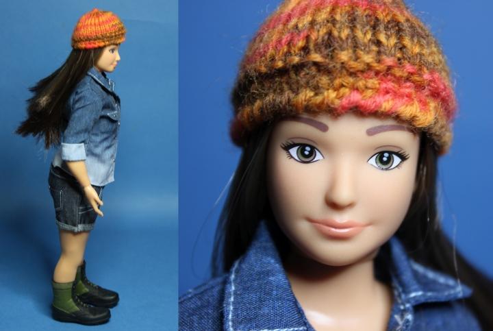 Lammily Doll #08
