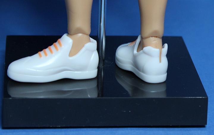 Lammily Doll Füße #01