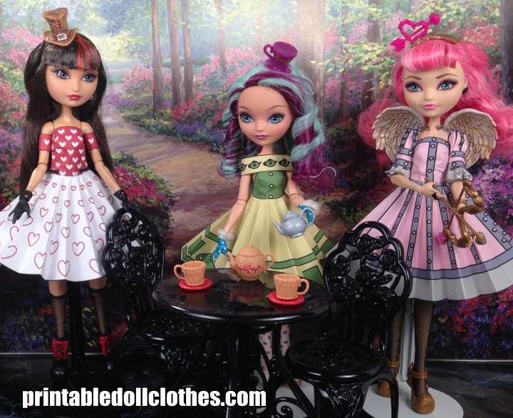 Printable Doll Clothes (2)