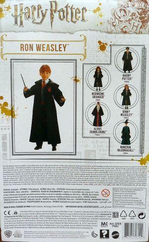 02Ron Weasley Verpackung Rückseite