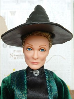 11McGonagall mit Hut