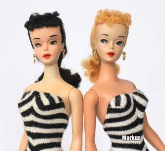 1960 Ponytail Barbie No. 3 #850
