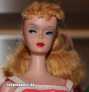 1960 Ponytail Barbie No. 4, blonde #850