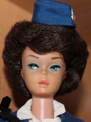 1962 Bubble Cut brunette