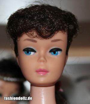 1962 Ponytail Barbie No. 6, brunette #850