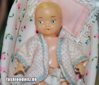 1963-1964, 1965 Barbie Baby-Sits #953