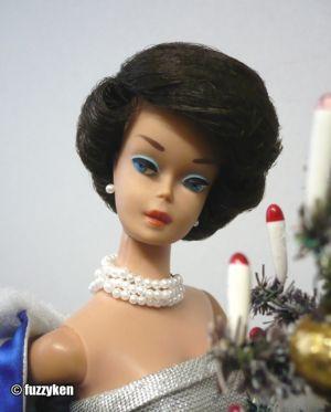 1963 Bubble Cut-- brunette