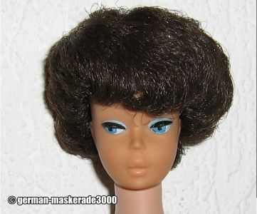 1963 Bubble Cut brunette
