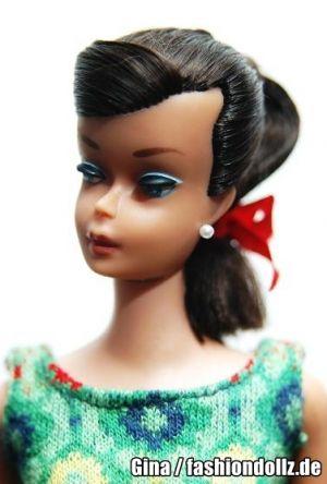 1964 Swirl Ponytail, brunette #850