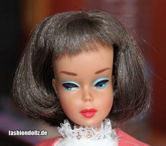 1966 American Girl, brunette High Colour