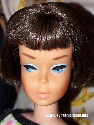 1966 American Girl, brunette #1070