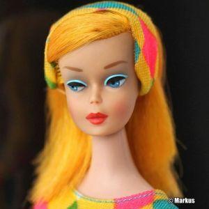 1966 Color Magic Barbie, blonde #1150
