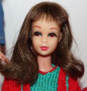 1966 Francie brunette