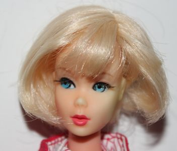1968 Hair Fair Barbie, blonde #4043