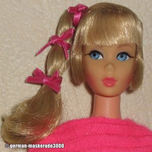 1968 Talking Barbie 1st Edition, blonde #1115