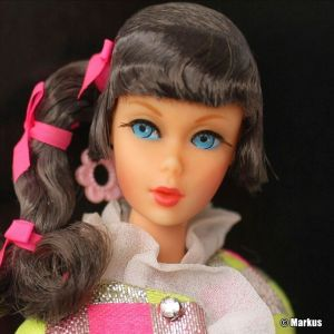 1968 Talking Barbie 1st Edition, brunette # 1115