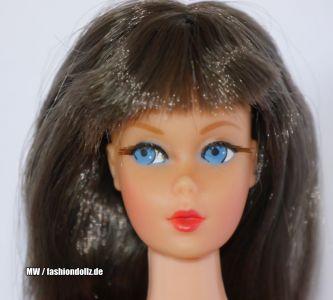 1970 Living Barbie, brunette #1116