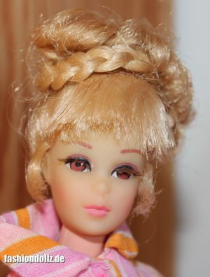 1971 Growin Pretty Hair Francie #1129 (3)