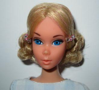 1972 Quick Curl Barbie #4220