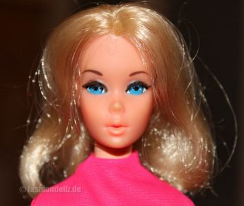 1972 Walk Lively Barbie #1182