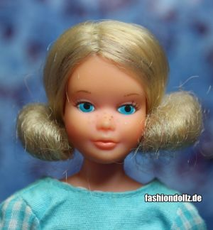 1973 Quick Curl Skipper #4223