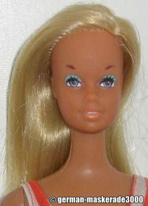 1974 The Sports Set - Newport Barbie #7807