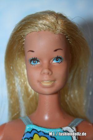 1974 The Sports Set - Sun Valley Barbie #7806