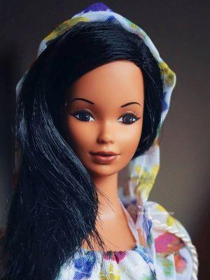 1975 Hawaiian Barbie #7470