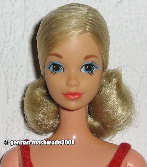 1976 Activa Barbie (Free Moving) Cipsa Mexico
