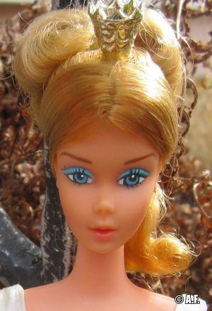 1976 Ballerina on Tour Barbie #9613 Special