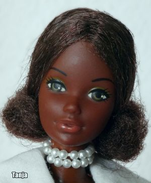 1976  Deluxe Quick Curl Cara #9220 (wire hair / Drahthaar)