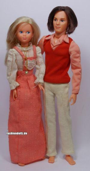 1976 Young Sweetheart Melinda and Michael #  9271