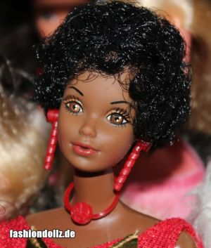 1980 Black Barbie #1293