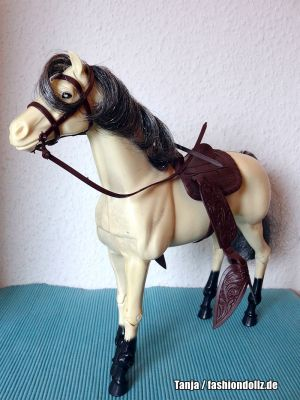 1981 Barbie Horse Dallas, white #3466