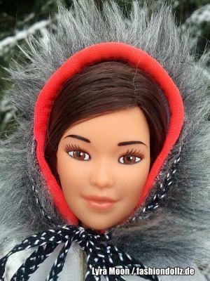 1982 Dolls of the World - Eskimo / Arctic Barbie, 1st Edition #3898