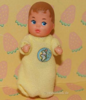 1986 Heart Family New Arrival Set Baby  #2415