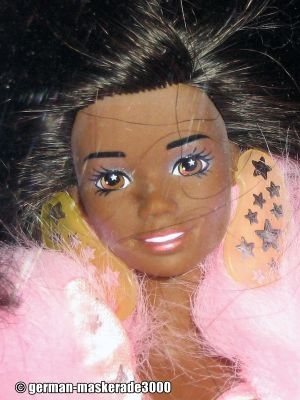 1989 SuperStar Barbie AA - Award winning moviestar! #1605