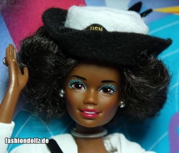1991 Stars 'n Stripes / Navy Barbie AA #9694