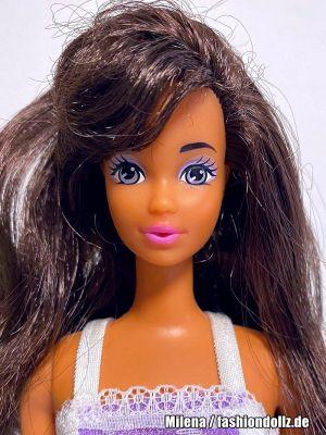 1991 Fashion Play Barbie, Hispanic #5953
