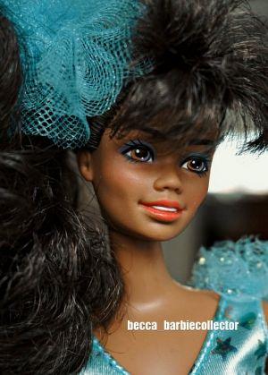 1992 My First A Glittering Ballerina Barbie AA #3861