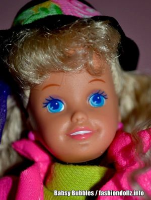1992 Stacie - Little sister of Barbie #4240