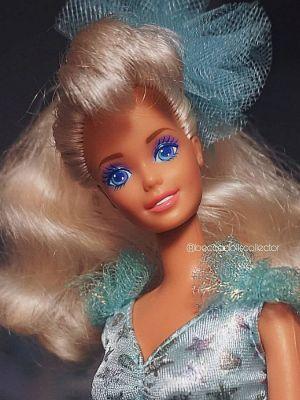 1992 My First Glittering Ballerina Barbie #3839