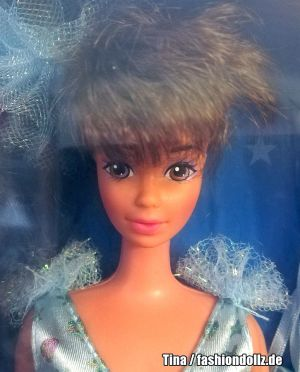 1992 My First Glittering Ballerina Barbie #3864