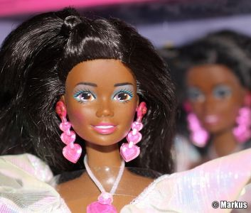 1993 Secret Hearts Barbie AA  #3836